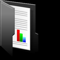 تصویری شامل یک آیکون نمودار رنگی با اشاره به جنبه های ظاهری و محتوایی پروپوزال