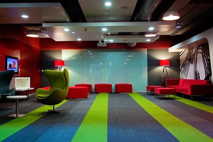 تصویری از شتابدهنده استارت آپ ها متعلق به مایکروسافت در هند